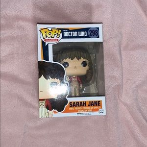 ✨ Sarah Jane Doctor Who Funko POP ✨
